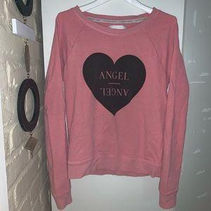 Victoria's Secret Angel Crewneck